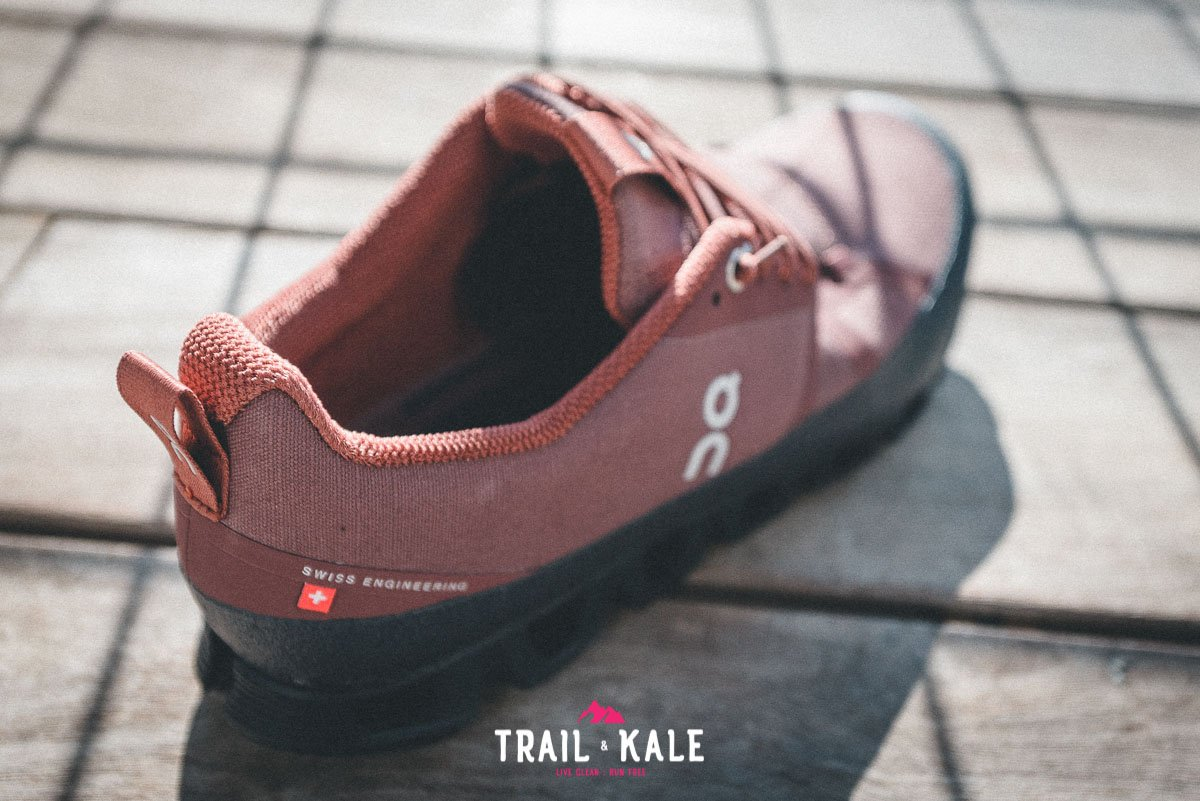 On Cloud Dip Review trail running trail and kale wm 10