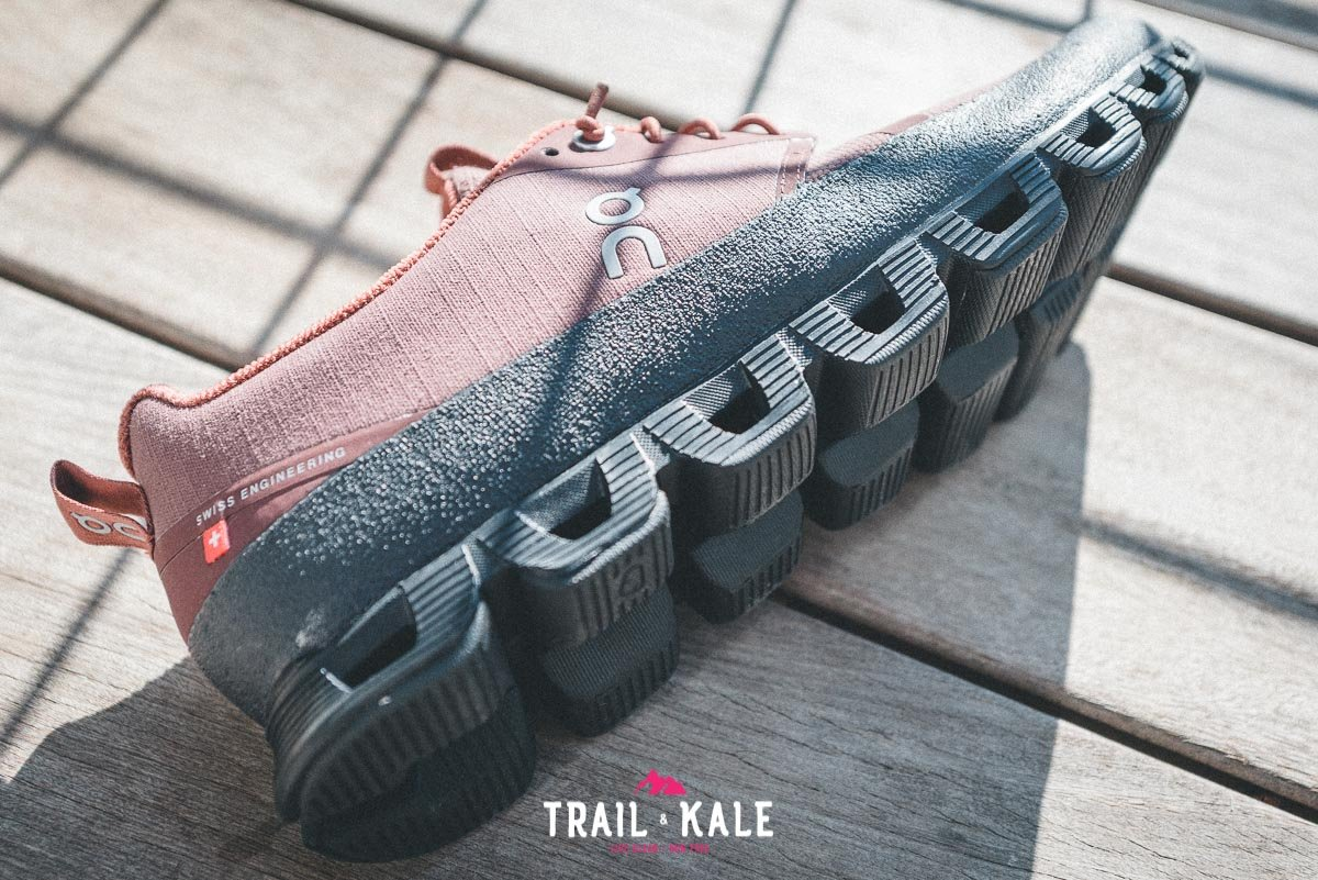 On Cloud Dip Review trail running trail and kale wm 12