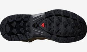 Salomon QUEST 4D 3 GTX grip best hiking boots trail and kale sml