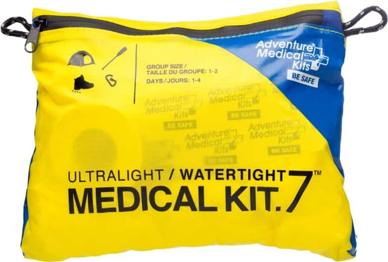 Adventure Medical Kits Ultralight Watertight .7 Medical Kit trail and kale