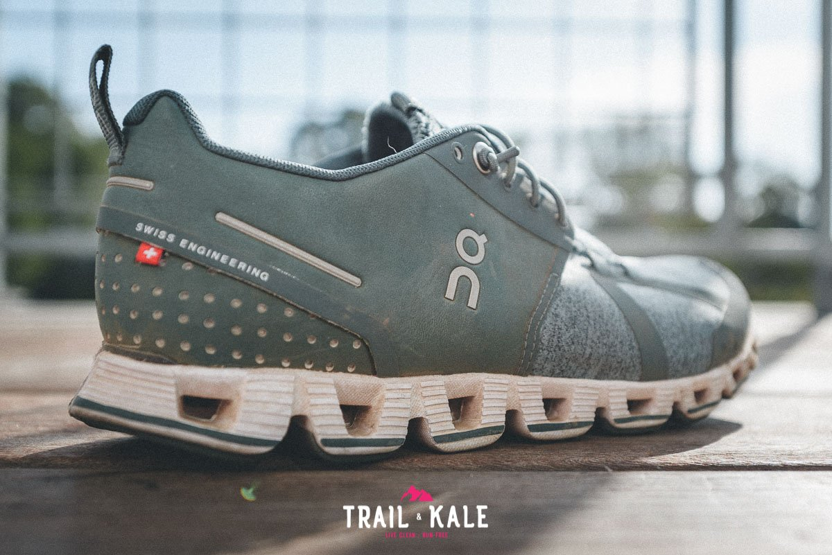 On Cloud Terry Womens review trail and kale wm 11