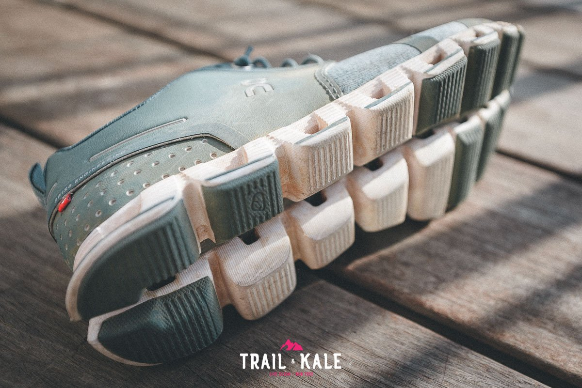 On Cloud Terry Womens review trail and kale wm 14
