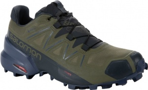 Speedcross 5 GTX Trail Running Shoes Womens trail and kale