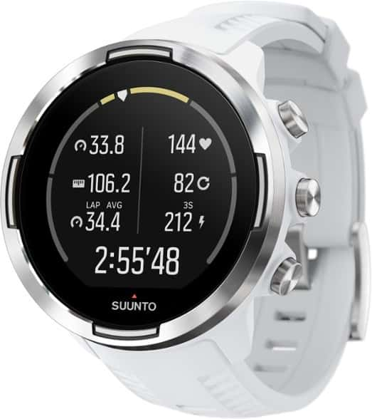Suunto 9 Baro GPS Watch Trail and kale