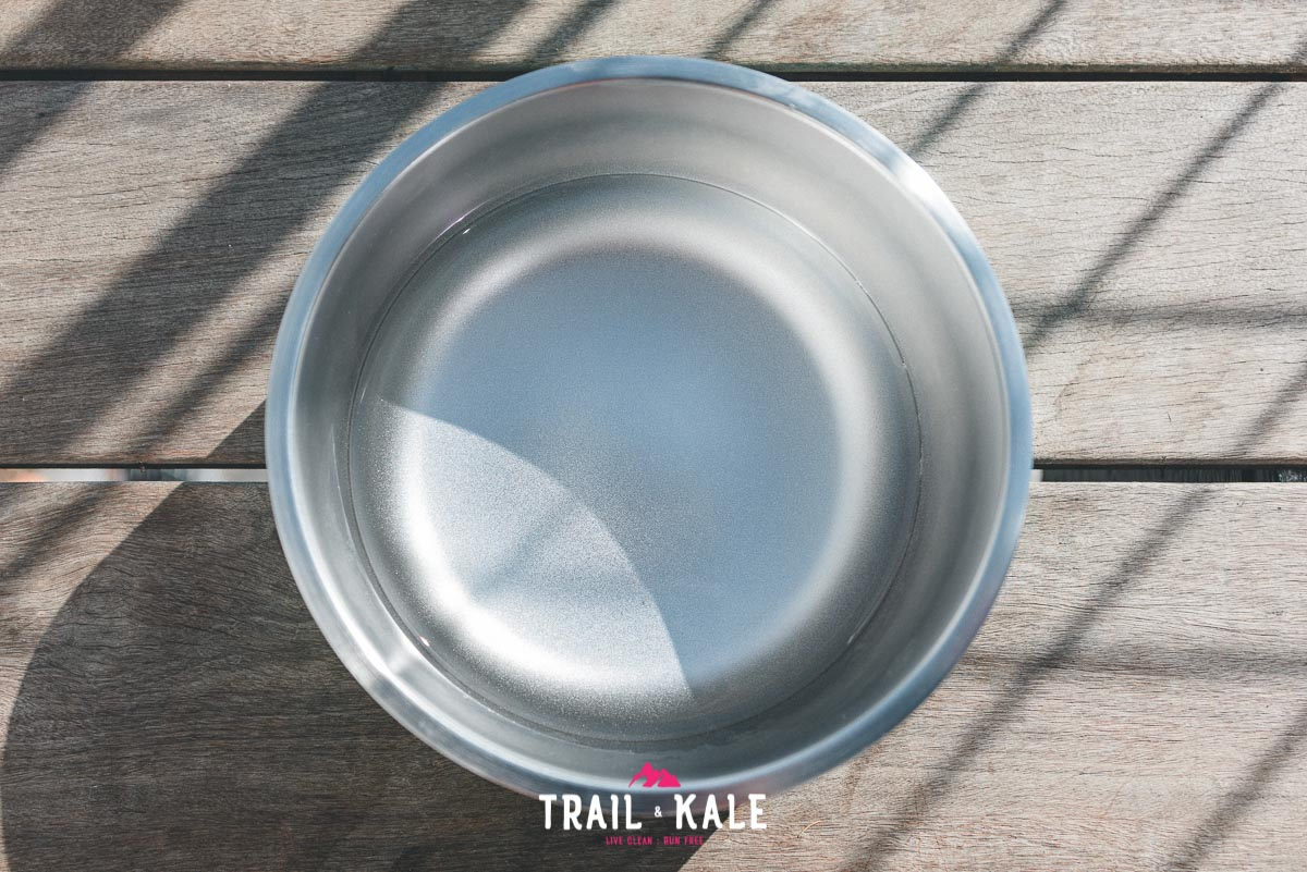 YETI Boomer Dog Bowl Review trail dogs trail and kale wm 6