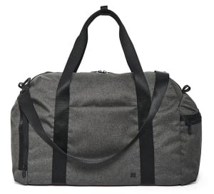 Lululemon Command The Day Duffel Trail and Kale - Lululemon gifts for runners