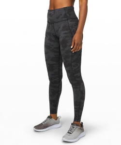 Lululemon Fast and Free Tight 28 inch Trail and Kale - Lululemon gifts for runners