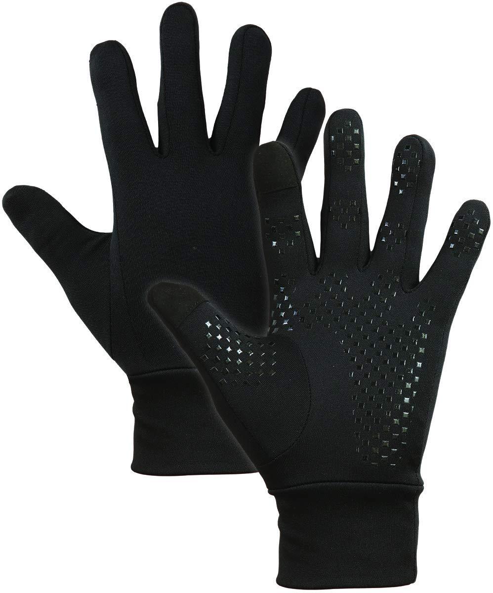 Outdoor Essentials Touch Screen Running Gloves best running gloves trail and kale