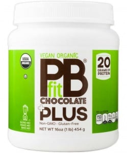 PBFit Protein - 5 Best Plant-Based Protein Powders For Runners