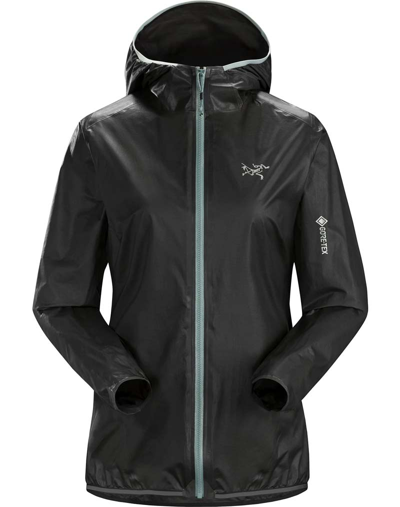 Norvan SL Hoody womens Black Robotica Review Trail and Kale