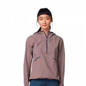 On Waterproof Anorak womens review 800px