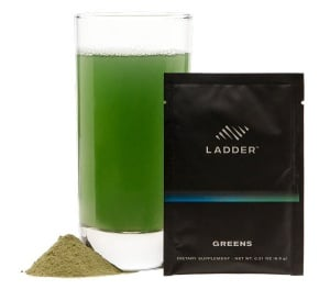 Ladder Superfood Greens trail and kale