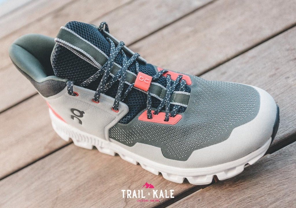 On Cloud Hi Edge review trail and kale wm 10