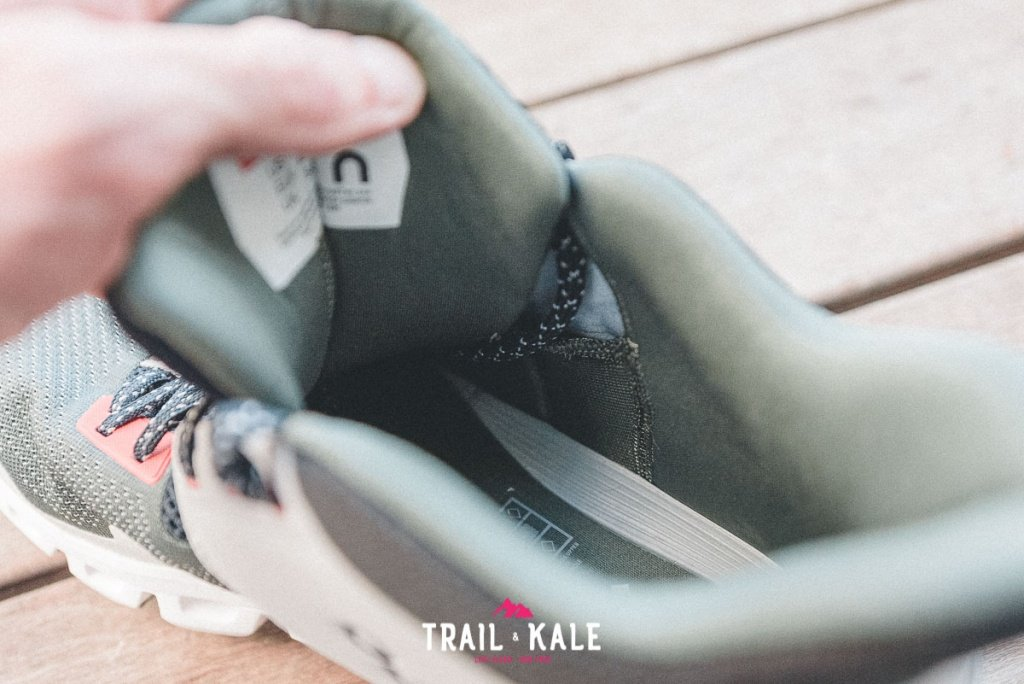 On Cloud Hi Edge review trail and kale wm 13