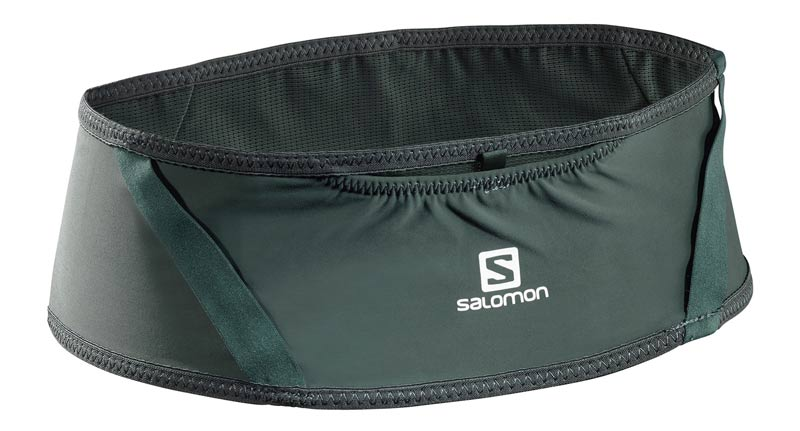 Salomon Pulse Running Belt Trail and Kale