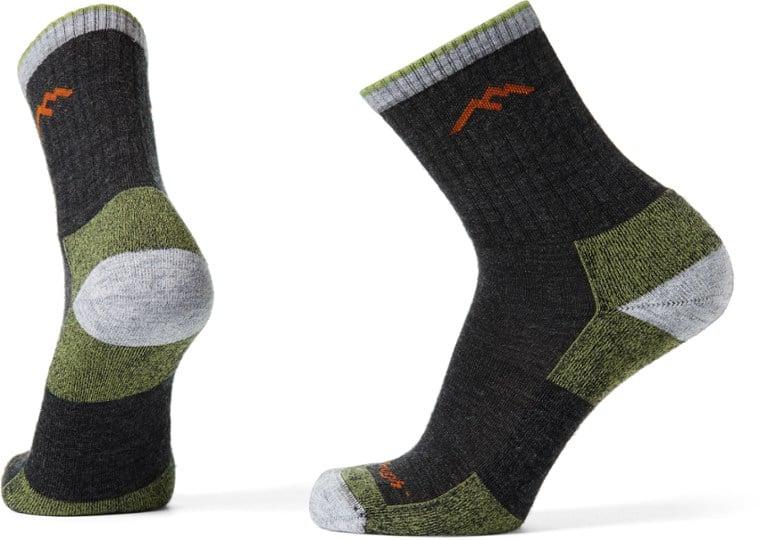 Darn Tough Micro Crew Cushion Hiking Socks - REI Membership Benefits