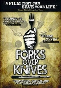 Forks Over Knives Documentary trail and kale