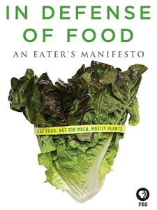 In Defense Of Food Trail and Kale