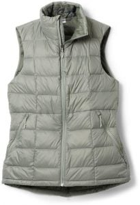 REI Co op 650 Down Vest Womens REI Co op Sale Womens Clothing Trail and Kale