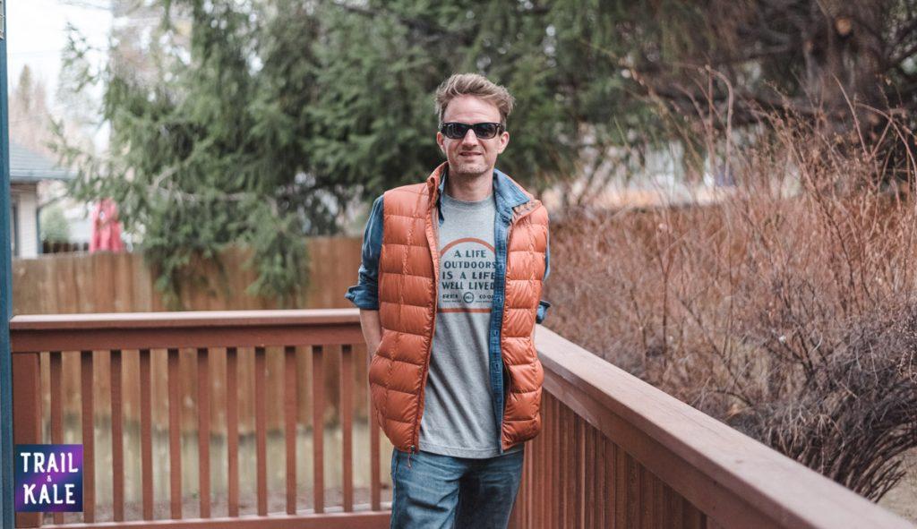 REI Co-op Men's Clothing for Spring - Down vest