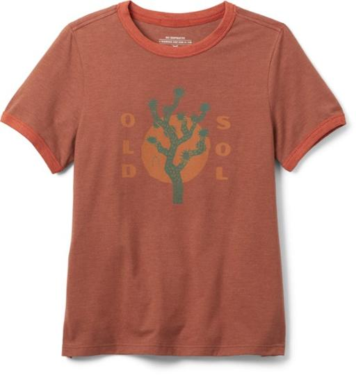 REI Co op Old Sol T Shirt Womens REI Co op Sale Womens Clothing Trail and Kale