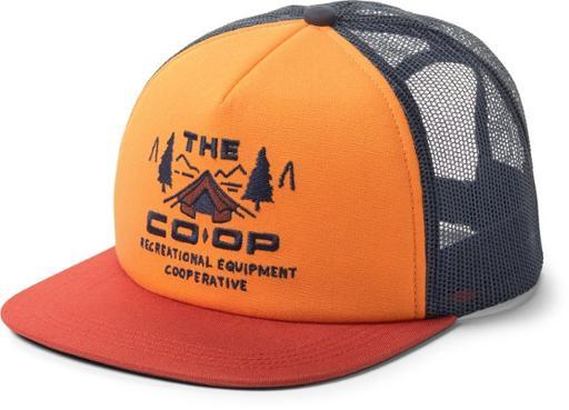 REI Co-op Men's Clothing for Spring Trucker hat