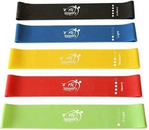 Resistance Bands Best Home Gym Equipment for Runners Trail and Kale