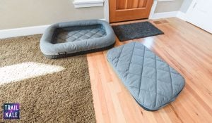 YETI Dog bed review trail and kale web wm 23