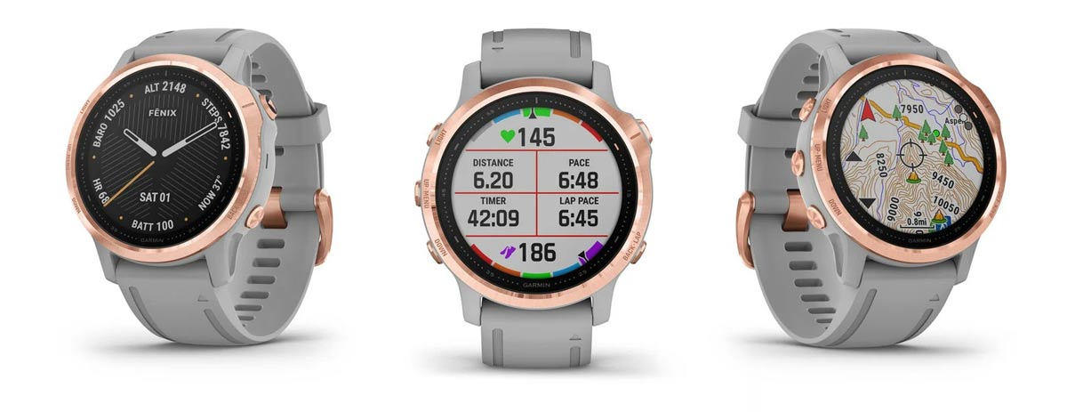 Garmin Fenix Series Best GPS Watch For Trail Running and Ultrarunning Trail and Kale 1