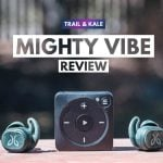 Mighty Vibe Review trail and kale