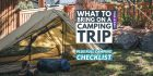 What to Bring on a Camping Trip: PLUS Full Checklist