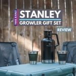 stanley growler review trail and kale