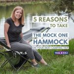 5 reasons to take the Mock ONE Hammock on your next camping trip Trail and Kale