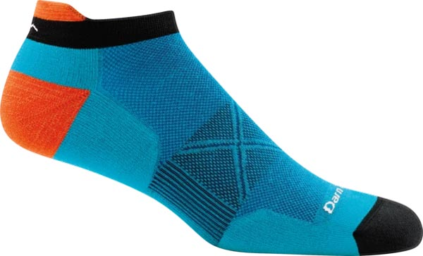 Darn Tough Vertex No Show Tab Ultra Light Cushion Best no show running socks for trail running trail and kale