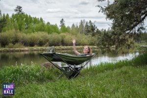 Mock One Freestanding hammock