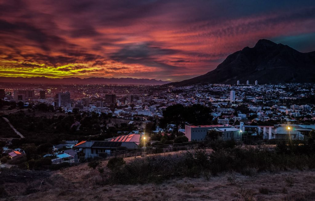 Running The Ultra Trail Cape Town Route 2