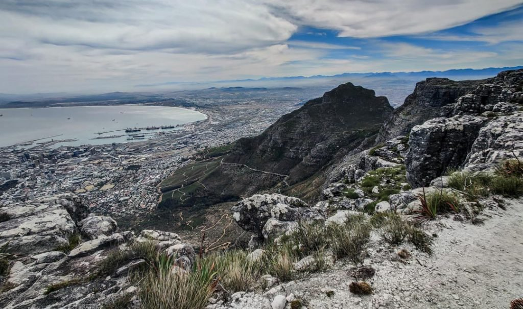 Running The Ultra Trail Cape Town Route 3
