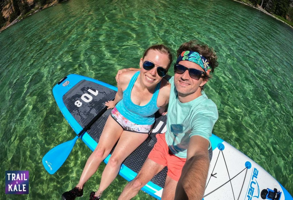 BlueFin SUP Review Stand Up Paddleboard trail and kale web wm 34
