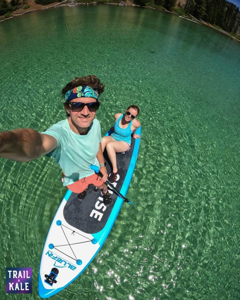 BlueFin SUP Review Stand Up Paddleboard trail and kale web wm 5