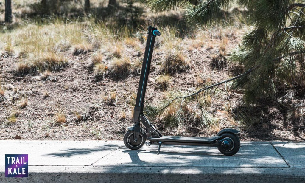 INMOTION L8F Electric Scooter Review trail and kale web wm 12