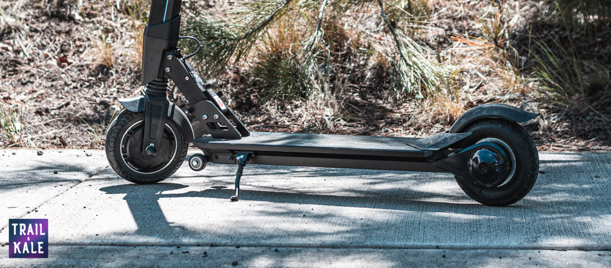 INMOTION L8F Electric Scooter Review trail and kale web wm 13