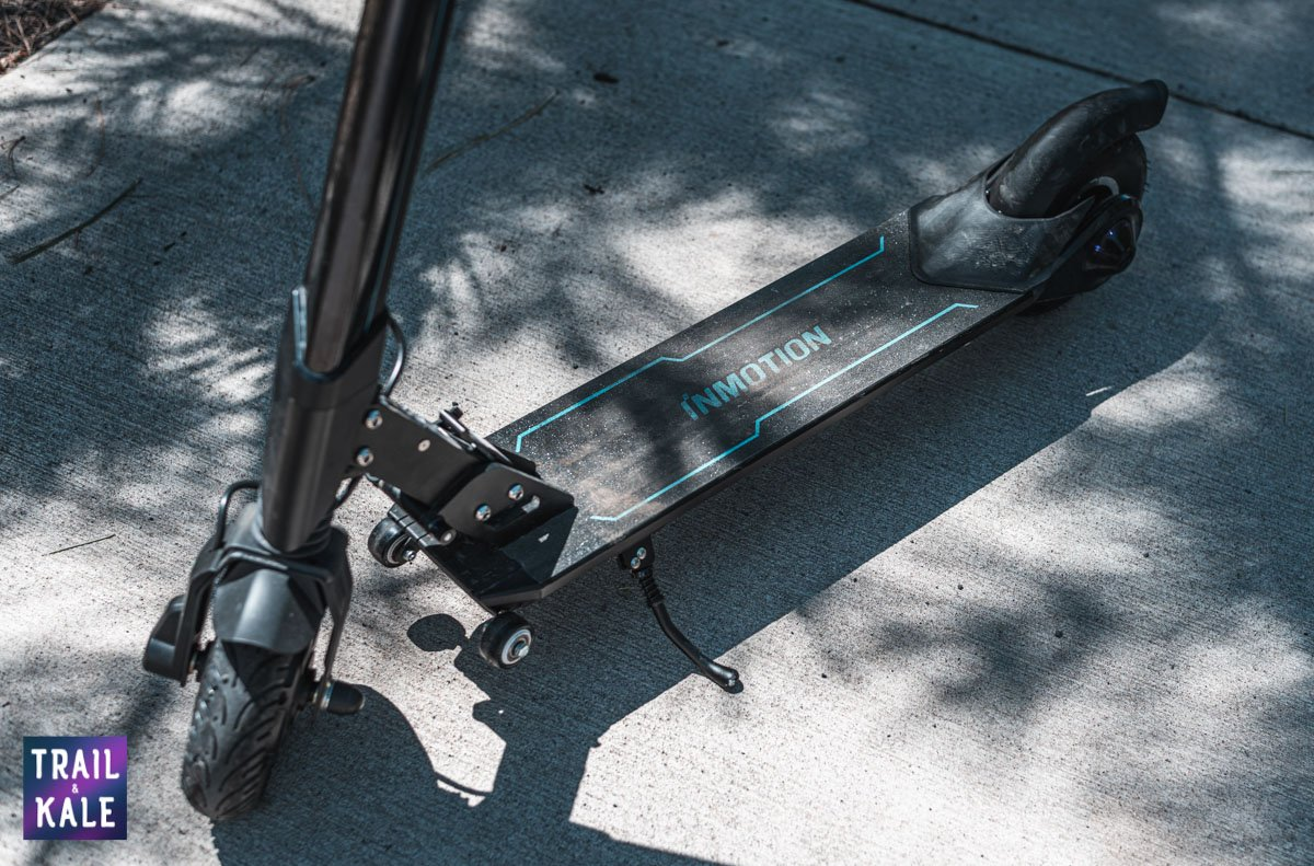 INMOTION L8F Electric Scooter Review trail and kale web wm 14