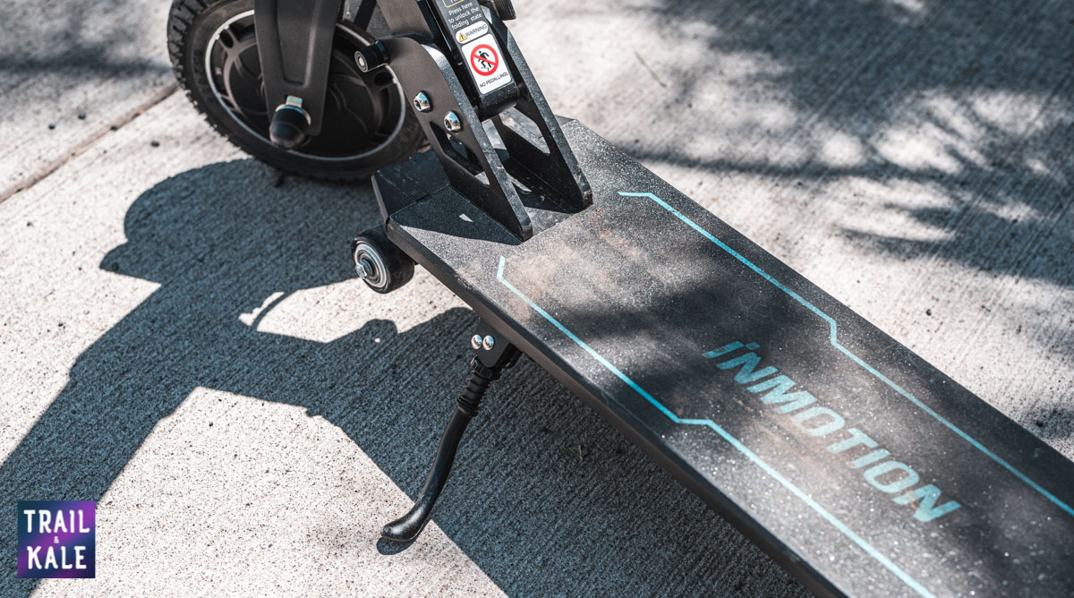 INMOTION L8F Electric Scooter Review trail and kale web wm 18