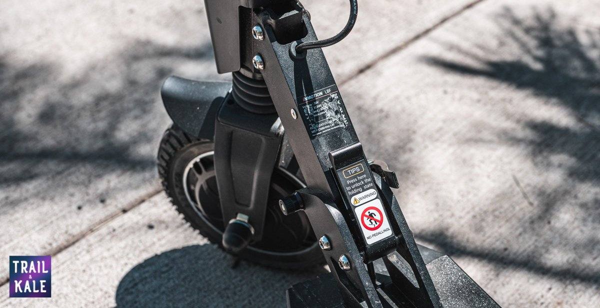 INMOTION L8F Electric Scooter Review trail and kale web wm 19
