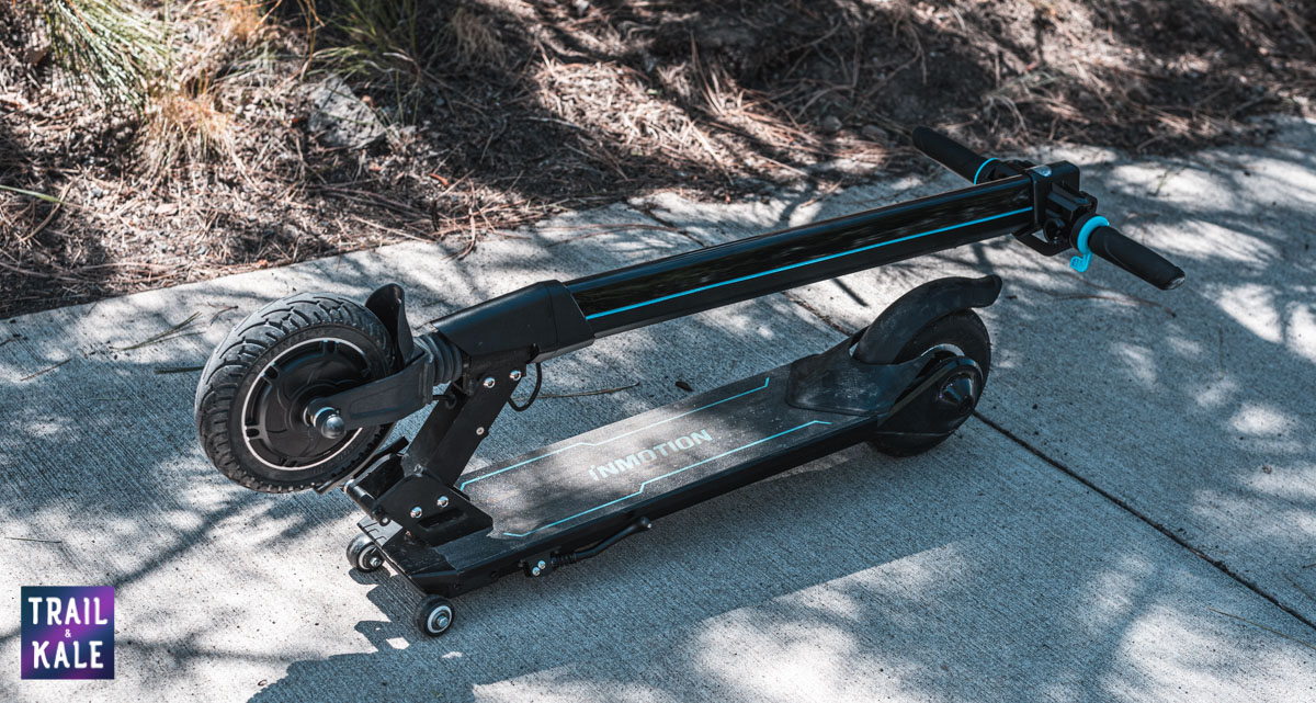 INMOTION L8F Electric Scooter Review trail and kale web wm 22