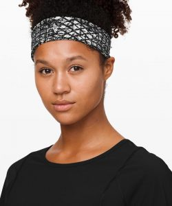 Lululemon Gifts for Runners Fly Away Tamer Headband