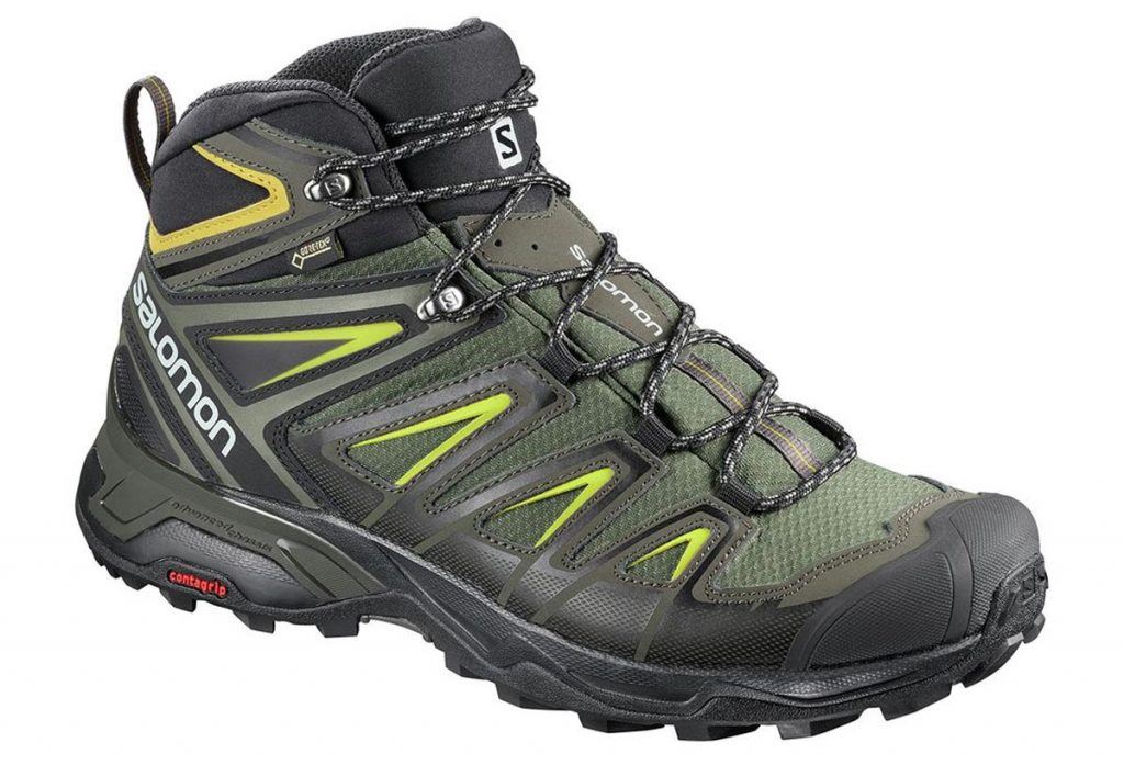 Salomon X Ultra 3 side Best Hiking Boots Trail and Kale