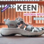 KEEN Astoria West Review the do it all sandals trail and kale