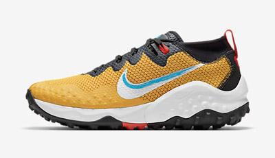 Nike Wildhorse 7 Mens Womens Trail and Kale - best Nike trail running shoes