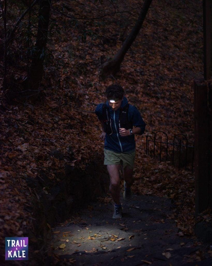 BioLite HeadLamp 750 Review trail and kale web wm 15